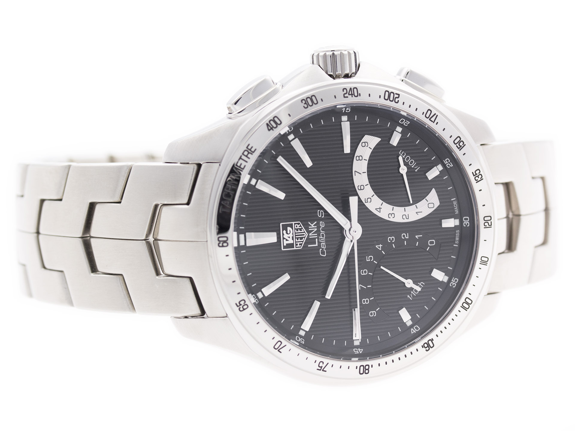 4342ee8f468 TAG Heuer Link Calibre S CAT7010.BA0952 • Precision Watches   Jewelry