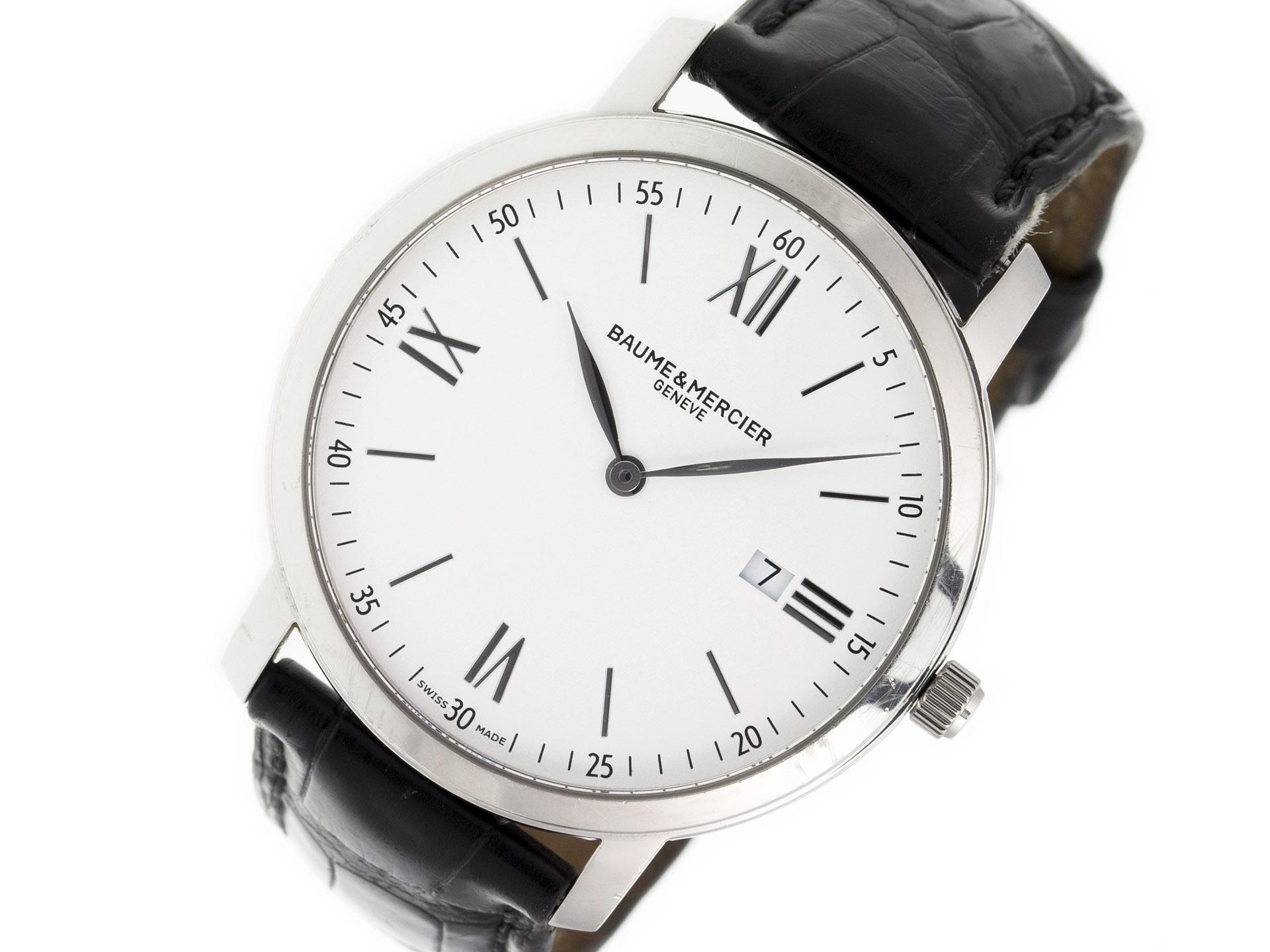 9043fe2ec28 Baume   Mercier Classima Executives MOA10097 • Precision Watches   Jewelry