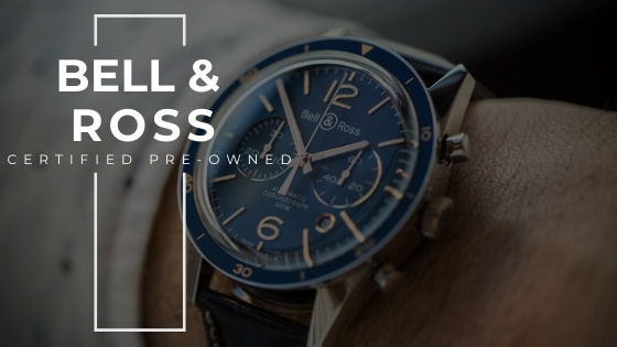 Bell and ross certified watches