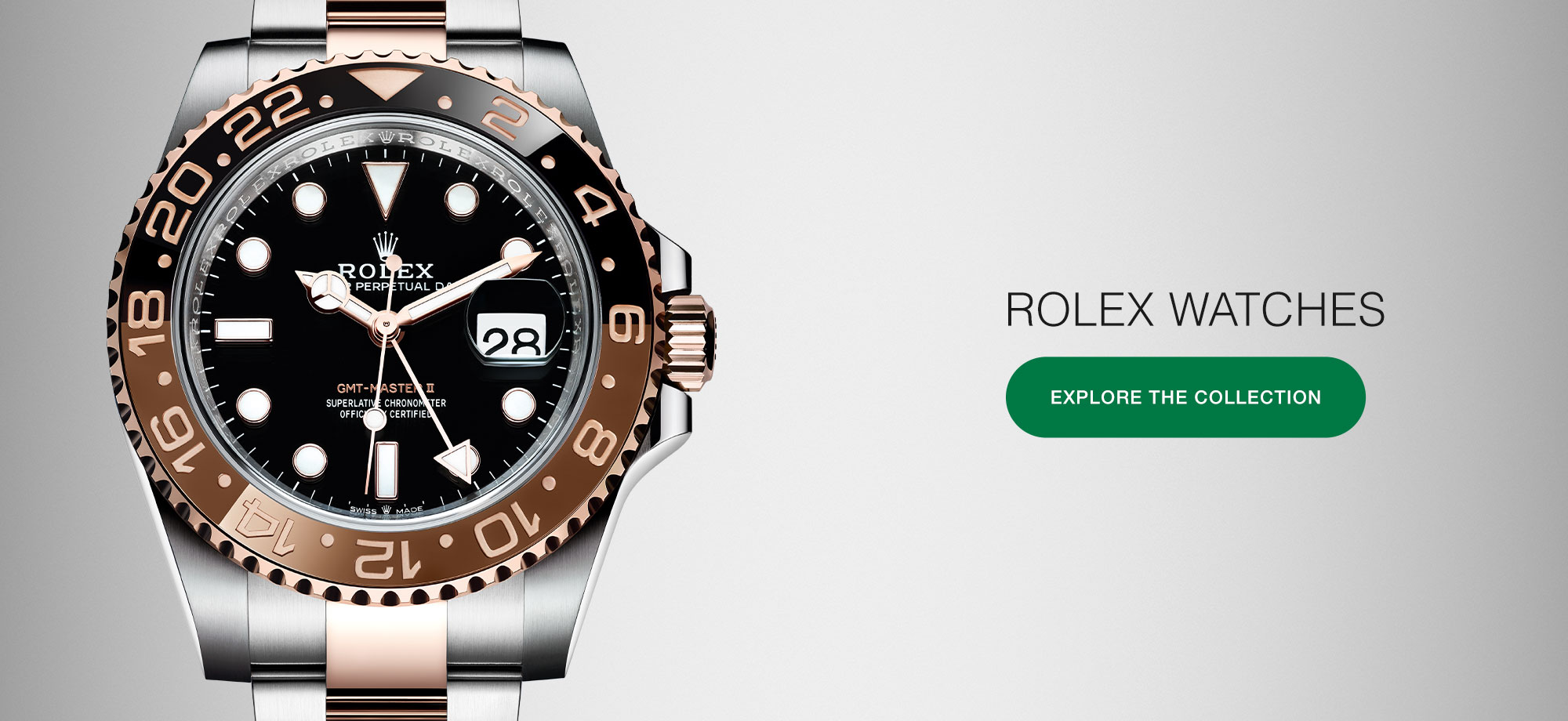 Rolex GMT Precision Watches