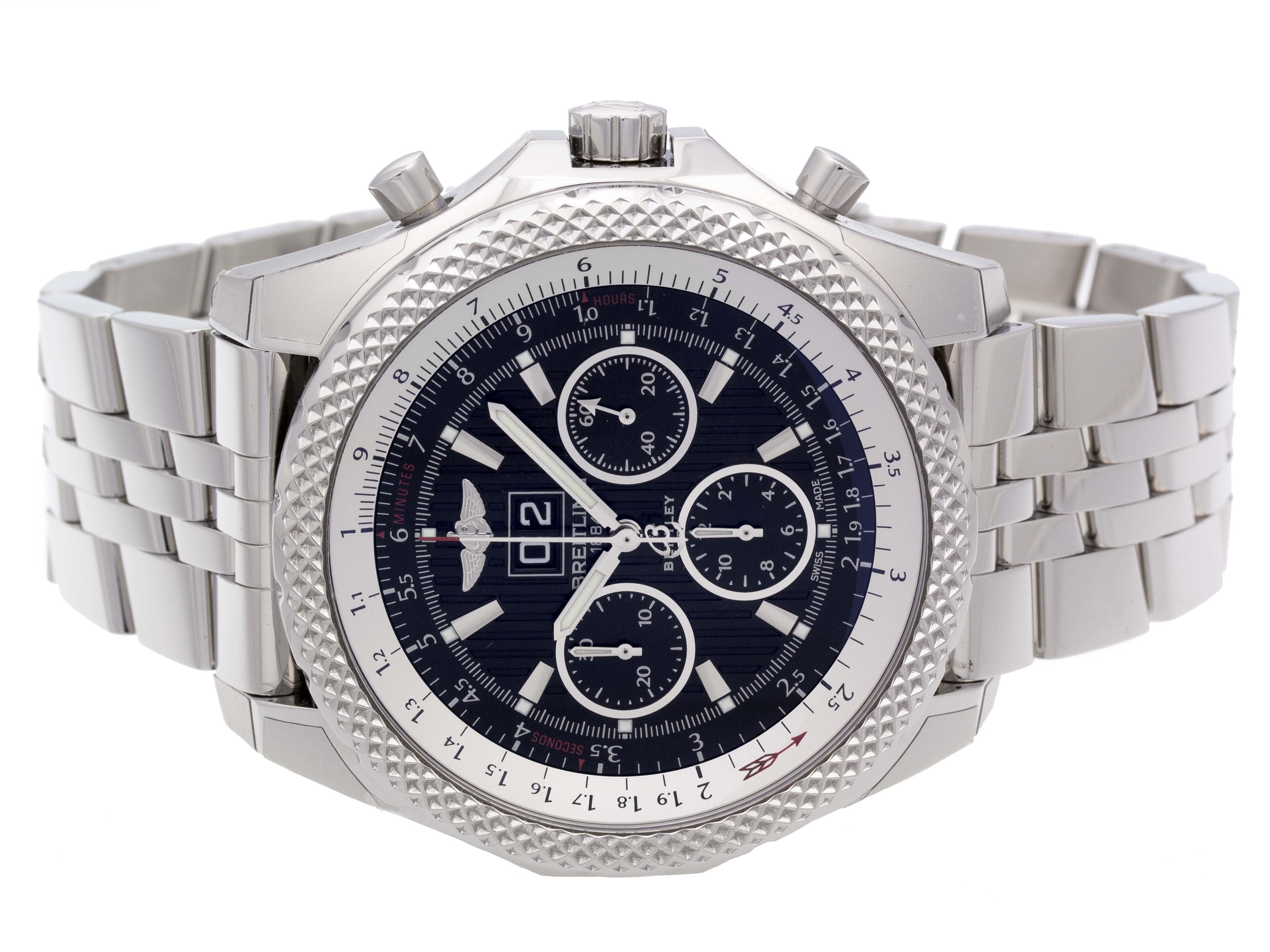 Breitling Bentley 6 75 Speed A4436412 Be17 Precision Watches