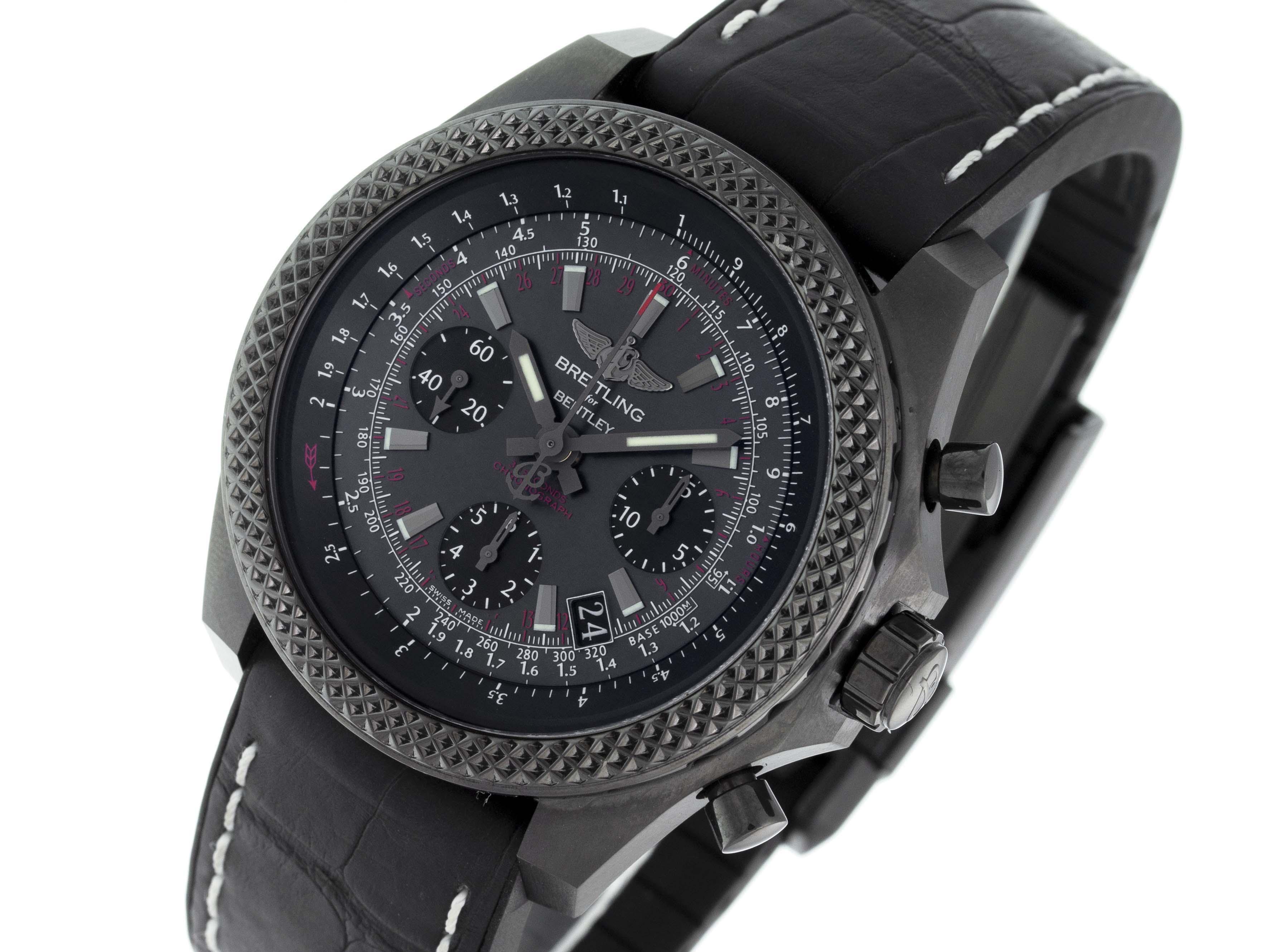 Breitling Bentley Watches >> Breitling Bentley B06 Mb061225 Be61