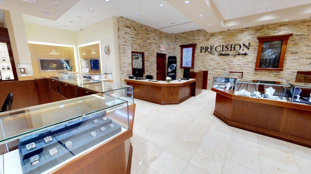 Precision Watches Jewelery Philadelphia PA
