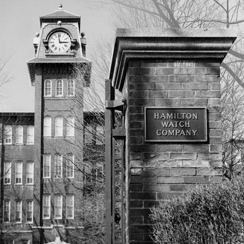 The History Of Hamilton Watch Company - New Hamilton Watches