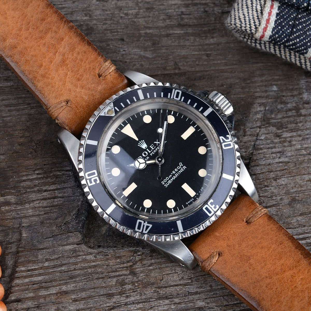 caring for your vintage rolex watch