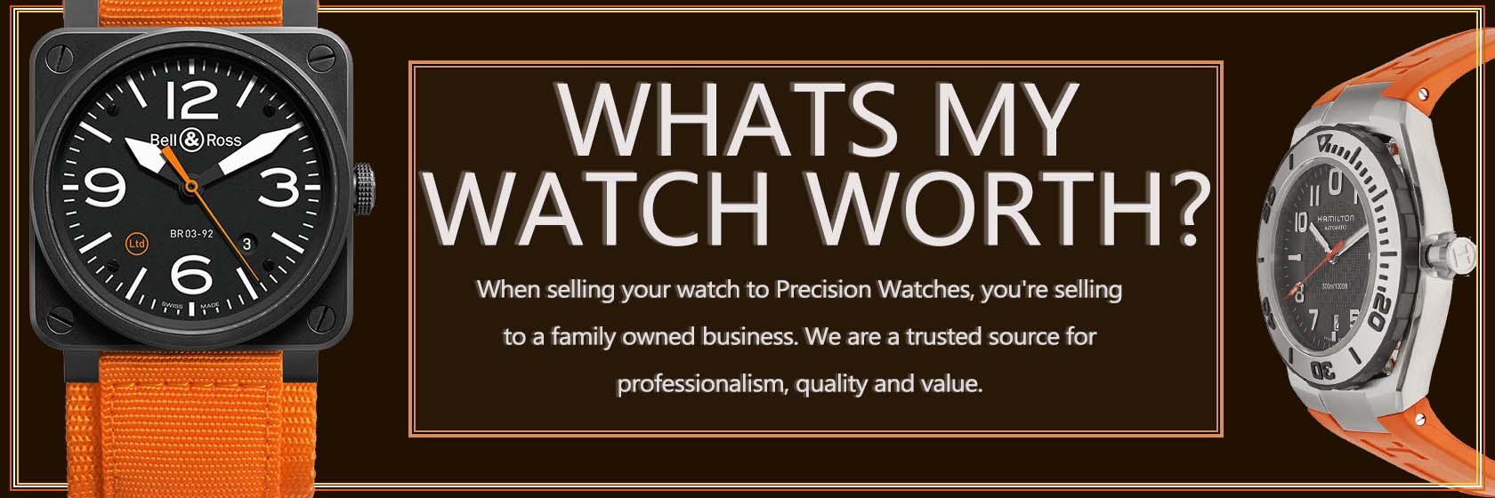 Precision-watches-sell-my-watch