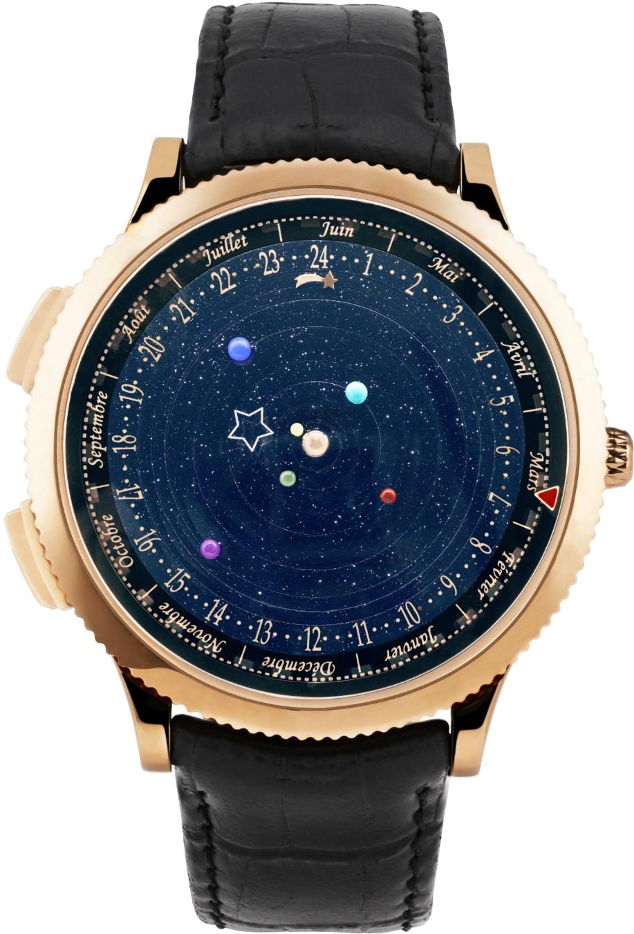 Van Cleef & Arpels Midnight Planétarium Poetic Complication