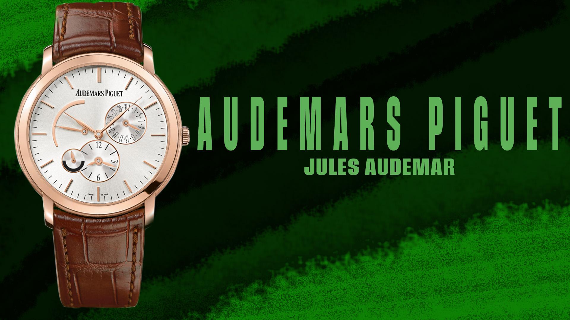 WatchBox - Audemars Piguet Jules Audemars