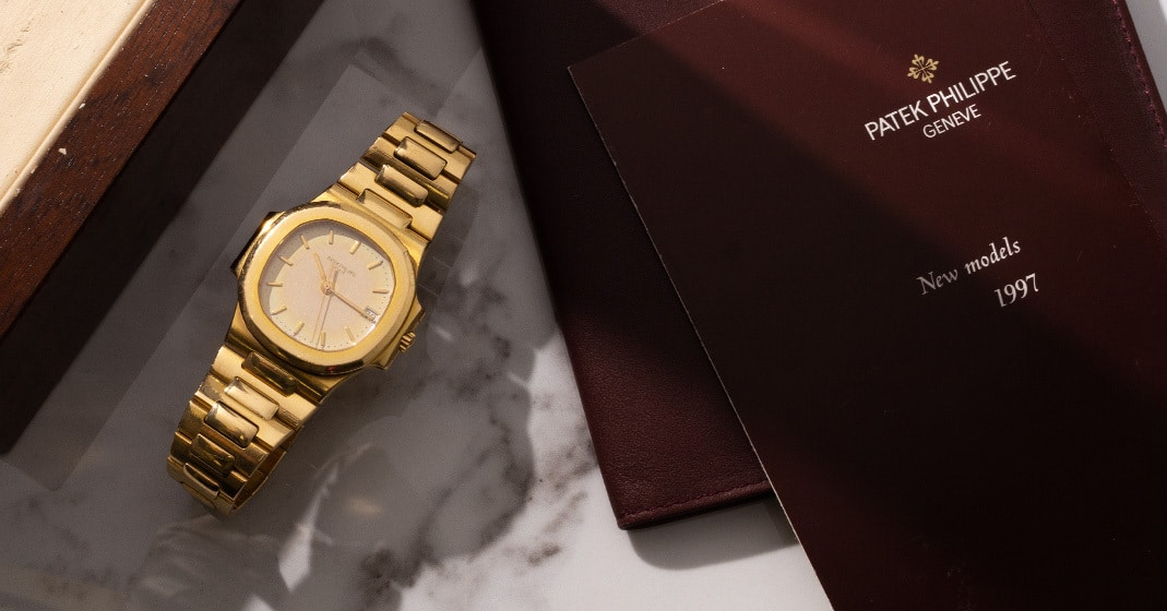 sell my patek philippe watch online