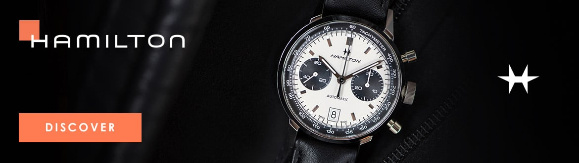 discover new hamilton watches