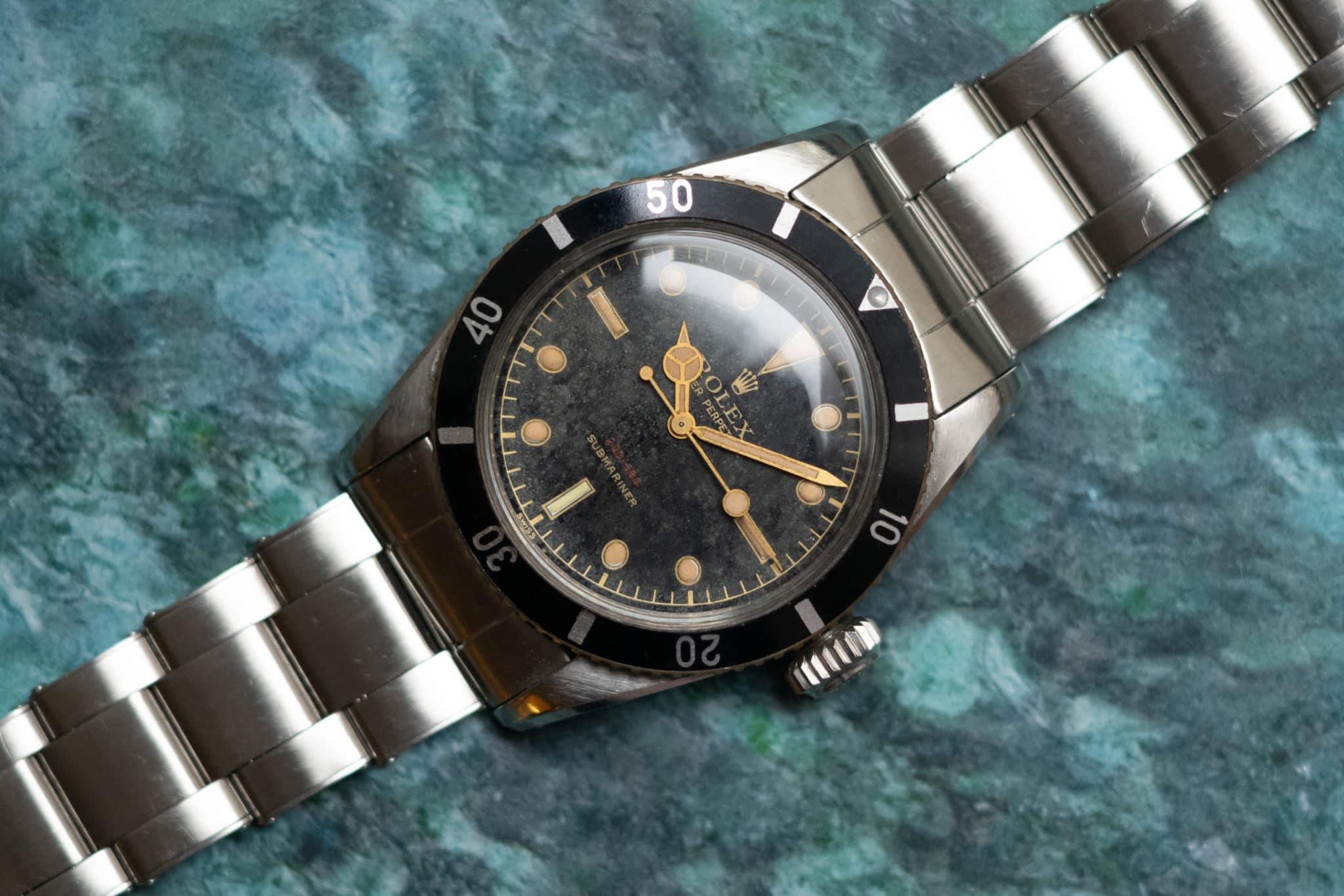 sell my vintage rolex submariner 6538