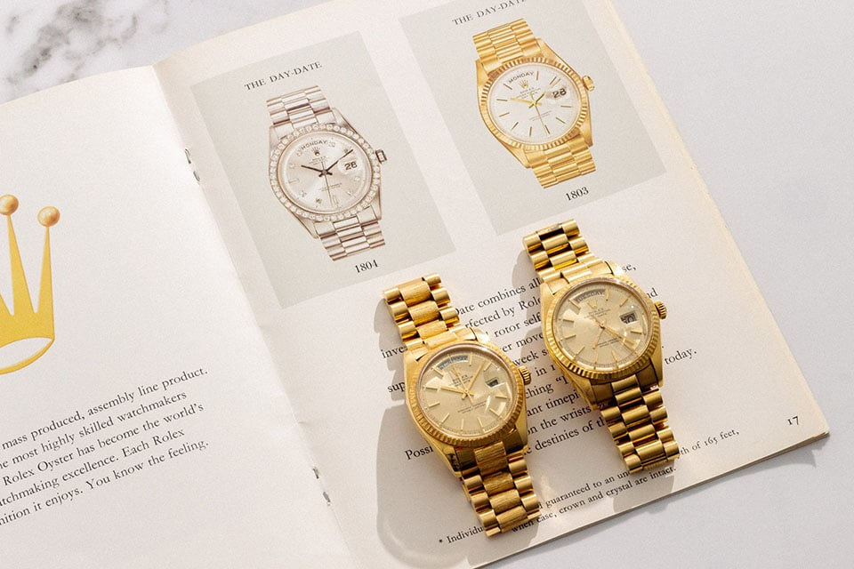 sell my rolex president rare watch brands for watch collectors