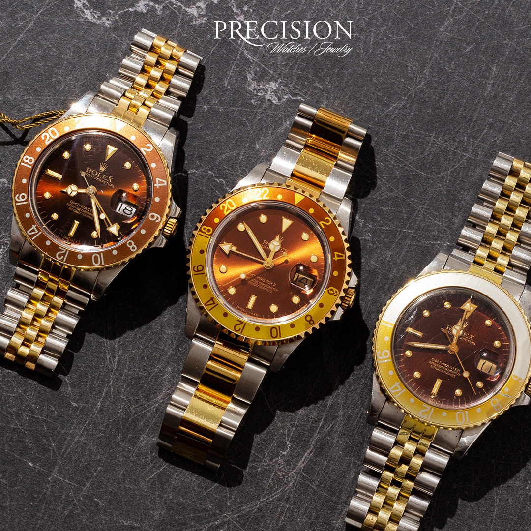 sell my Rolex root beer gmt master watches