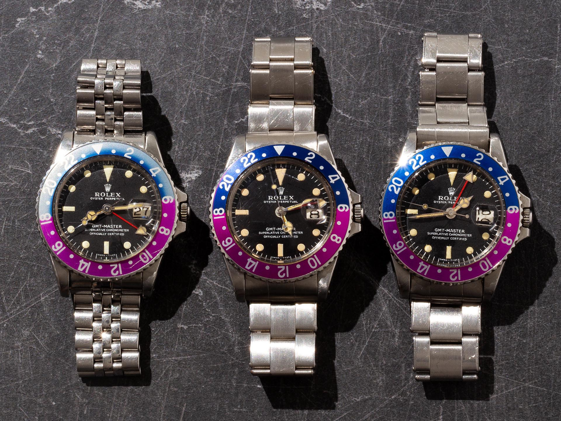 how much is my rolex gmt pepsi faded worth