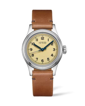 longines heritage military marine nationale watch
