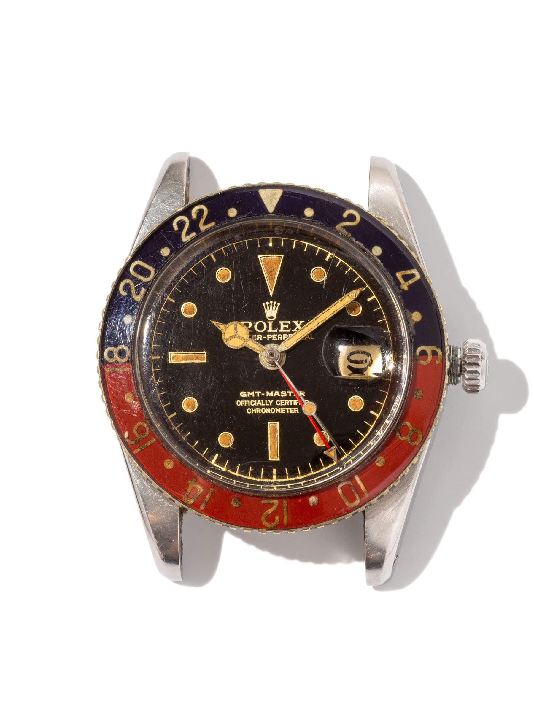 Vintage-Rolex-GMT-Bakelite