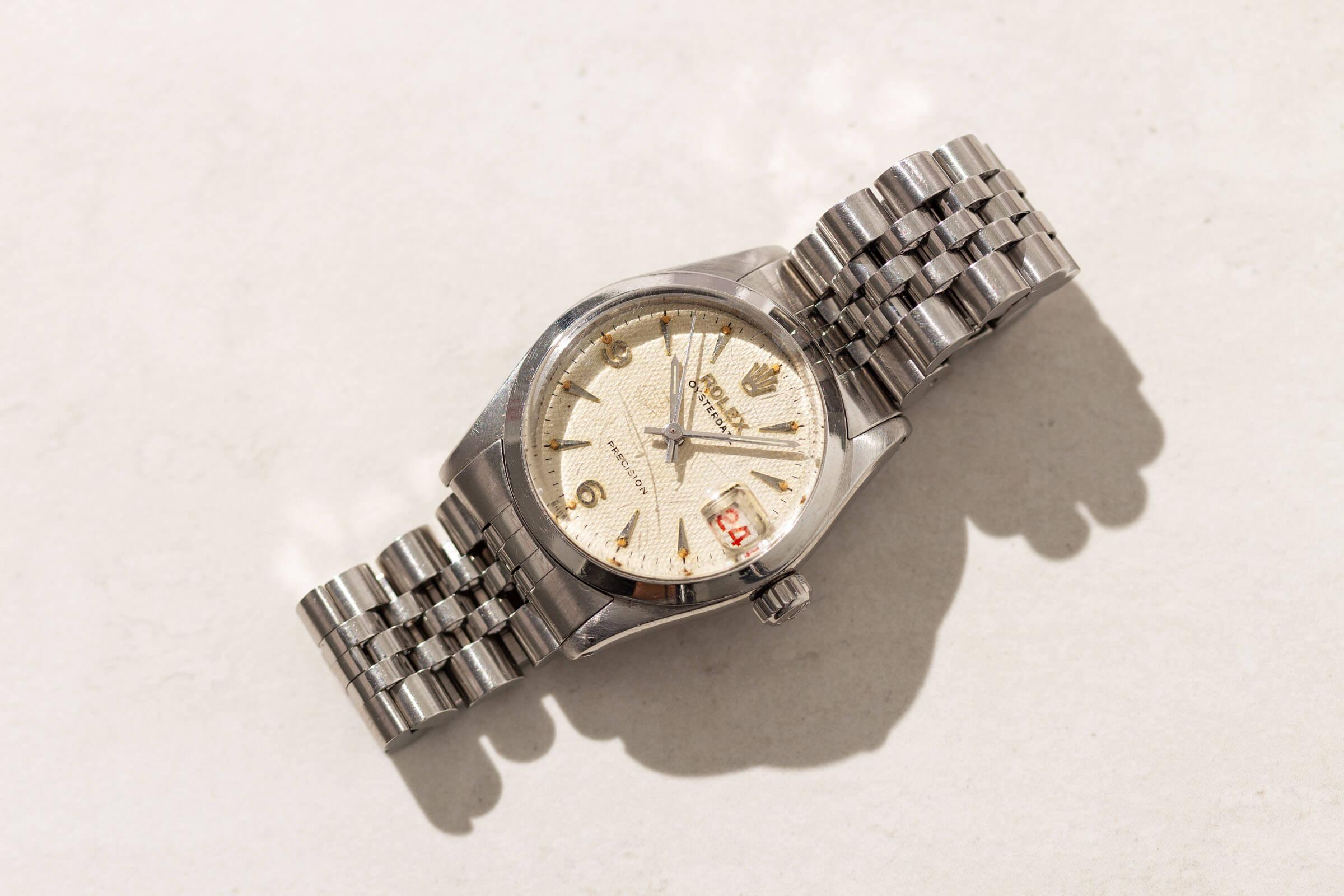 Vintage-Rolex-Precision-Oysterdate